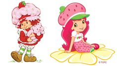 Where The Hell Is Custard? American Greetings unveiled the all-new Strawberry Shortcake today. She got her hair straightened, lost some weight, got a 80s Characters, Strawberry Shortcake Doll, Fraggle Rock, Favorite Cartoon Character, Chica Anime Manga, American Greetings, Ol Days, Totally Awesome, 90s Kids