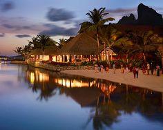 Fous Seasons Resort, Bora Bora-> 50 Of The Best Hotels in the World