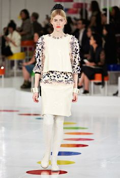 Ready-to-wear - Cruise 2015/16 - Look 45 - CHANEL