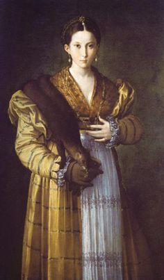 Paintings Reproductions Parmigianino, Francesco Mazzola Antea, 1534