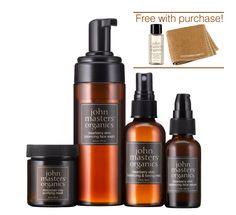 John Masters Organics Bearberry Oily Skin Set