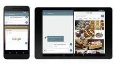 Image copyright                  Google                  Image caption                     Por ahora, la siguiente versión de android se conoce como N.   Hoy en día la competencia es grande entre los gigantes de la telefonía móvil que constantemente buscan maneras de dominar el mercado. Ahora Google ha presentado las nuevas características que  ha añadido al sistema operativo de Android (OS), entre las que destacan una pantalla dividida multitarea y c
