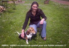 AMBUL' ANIMO: VISITES A DOMICILE...PROMENADES