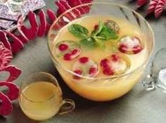 Perfect Citrus Punch for that Bridal Shower, Baby Shower or any other get together :)