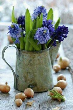 Arreglo floral Vintage sencillo y fácil de hacerlo