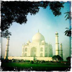 Taj Mahal , Agra, India