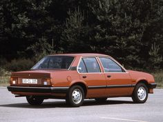 Opel Ascona ( C1 ) 4-door 1981 - Mad 4 Wheels