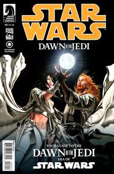 Read Star Wars - Dawn of the Jedi comic book online on SuperComics.io. Dark Horse Comics.