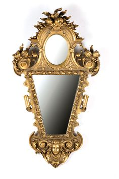 espejos mirrors on pinterest venetian mirrors french mirror and antique mirrors. Black Bedroom Furniture Sets. Home Design Ideas