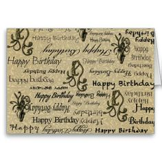 ==> consumer reviews          Black on Cream Brocade Happy Birthday Print Cards           Black on Cream Brocade Happy Birthday Print Cards We have the best promotion for you and if you are interested in the related item or need more information reviews from the x customer who are own of them ...Cleck See More >>> http://www.zazzle.com/black_on_cream_brocade_happy_birthday_print_cards-137886488235401445?rf=238627982471231924&zbar=1&tc=terrest