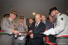 Le Musée inauguré par le Ministre de la Défense