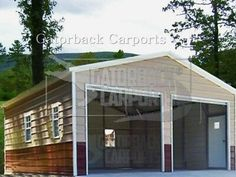 Sponsored Ebay Metal Garage Workshop Fully Enclosed Metal
