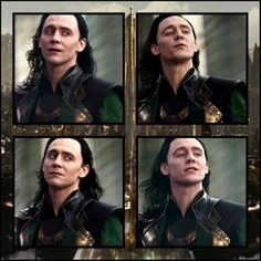 LokiThor The Dark World