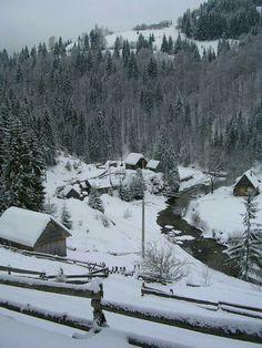 Apuseni Mountains again. Beautiful Places To Visit, Wonderful Places, Amazing Places, Places To Travel, Places To Go, Snowy Pictures, Visit Romania, Natural Park, Top Destinations