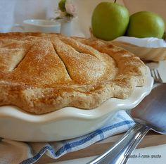 Torta di Nonna Papera (apple pie) | Cucinare è come amare