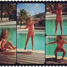 Beach girl Julia