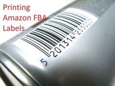 amazon fba labels