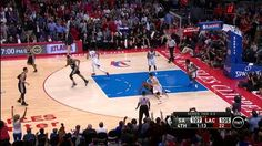 Tim Duncan stuffs Blake Griffin`s shot late in the game.Author: noor-anwerTags: Tim Duncan nba highlights basketball amazing big sports Blake Griffin NBA TV National Basketbal Posted: 30 April 2015Rating: 0.0Votes: 0