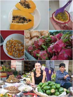 Топ-10 тропических фруктов Азии: названия, цены и фото #fruits #asia #food #vietnam