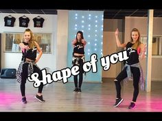 "Ed Sheeran's ""Shape of You"" Dance Cardio Video 