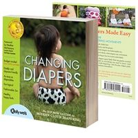 Must Have #11: The Hip Mom's Guide to Modern Cloth Diapering by @Kelly Wels is a great resource for all parents! #clothdiapers #nopins
