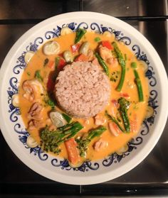Easy Thaise Rode Curry met Kipdijfilet