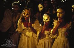 Masquerade scene from Much Ado About Nothing (Kenneth Branagh version)