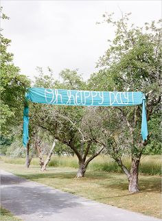 Oh Happy Day Sign