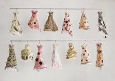 textile Bäckerei * textile bakery - shop by Beatrice Oettinger, via Behance