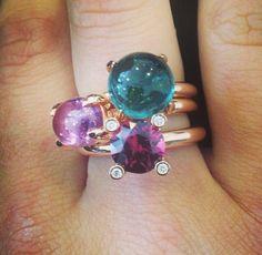 Bron Juwelen - Catch ringen