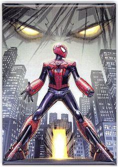 Edge of Spider-Verse Vol 1 3 - Marvel Comics Database Marvel Dc Comics, Marvel Heroes, Comic Books Art, Comic Art, Book Art, Comic Character, Character Design, Weavers Art, Silver Age Comics