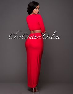 Chic Couture Online - Above The Cut Red Draped Front Dress.(http://www.chiccoutureonline.com/above-the-cut-red-draped-front-dress/)