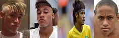 see how neymar grew small to big