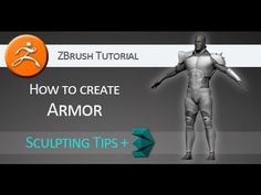 #ZBrush #tutorial on how to create #armor for your 3D models. Like, Comment, Subscribe, Share, Enjoy. :) http://aleksmarkelj.webs.com