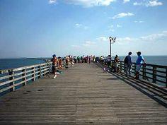 The Pier In Brighton Beach Brooklyn Ny