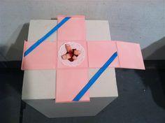 Mendl's box. The Grand Budapest Hotel