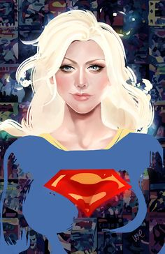 Supergirl by Whitney Jiar *
