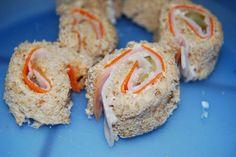 Pinwheel Sandwiches Recipe