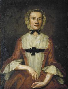 Mrs. William Allen 1756/1758 John Hesselius (American, 1728-1778)