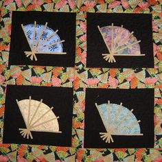 asian inspired quilt blocks | Oriental Quilt Block Patterns http://bis.midco.net/teristastny/Quilts ...