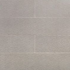 With a tinge of edginess thanks to its enhanced textures, this is the ideal tile for any minimalistic space. The classic shade of gray is boldened against the surface of this matte, porcelain Outdoor Flooring, Outdoor Walls, Porcelain Floor, Commercial Flooring, Mosaic Patterns, Home Look, Tile Design, Shades Of Grey, Wall Tiles