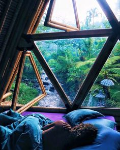 Hideout house bali indonesia; nature view photography, bali photography