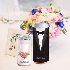 Personalisierbare Getränkedosen Braut & Bräutigam online kaufen ➜ Bestellen Sie Personalisierbare Getränkedosen Braut & Bräutigam für nur 14,90€ im design3000.de Online Shop - versandkostenfreie Lieferung ab 50€!