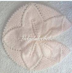 : Tutorial Sheet No. Love Knitting, Knitting For Kids, Baby Knitting Patterns, Crochet For Kids, Knitting Projects, Crochet Baby, Knit Crochet, Baby Cardigan, Kids Hats