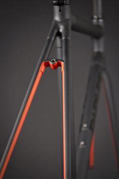 Custom Z1: Matte Clear // Lambo Orange // Reflective Black  Product Design #productdesign