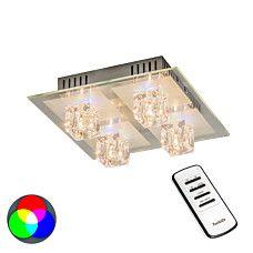 Ceiling Lamp Ilum 4 RGB - 91132