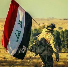 عراق الإباء لأنّكَ ربيبُ حَرب دِماكَ فتيلٌ مُشتعل و عدوُّكَ حَفنةُ بارُود