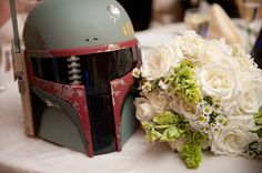 Star Wars wedding. This site has awesome nerdy party ideas. if jake were into game of thrones i'd so get the khal/khaleesi bracelet