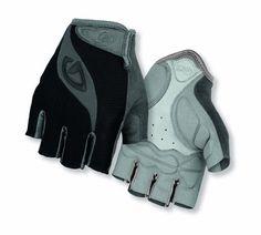 Giro Women's Tessa Gloves, Black/Charcoal, Large - http://cyclingclothingforwomen.shopping-craze.com/index.php/2016/05/01/giro-womens-tessa-gloves-blackcharcoal-large/