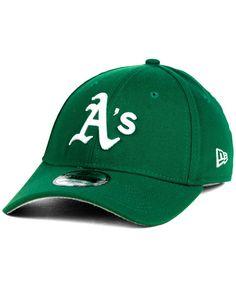 New Era Oakland Athletics St. Patty Classic 39THIRTY Cap